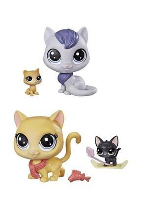 Littlest Pet Shop Miniş Ailesi /