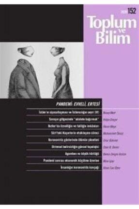 İletişim Yayınları Toplum Ve Bilim