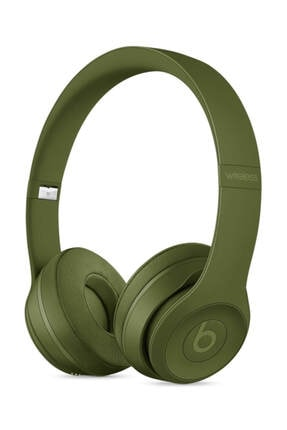 Beats Solo3 Wireless On-Ear Headphones Neighborhood Collection Turf Yeşil MQ3C2ZE/A