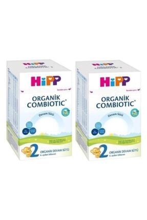 Hipp Unisex Bebek 2 Organik Combiotic Sütü 800 gr 2 Li