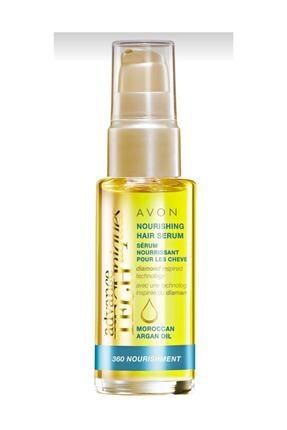 AVON Fas Argan Yağı Besleyici Saç Serumu 30 ml.