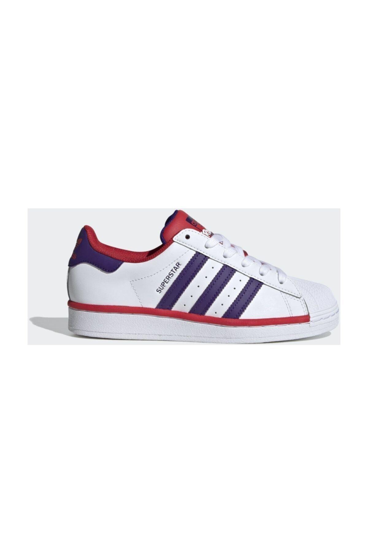 adidas Superstar J Günlük Spor Ayakkabı 1