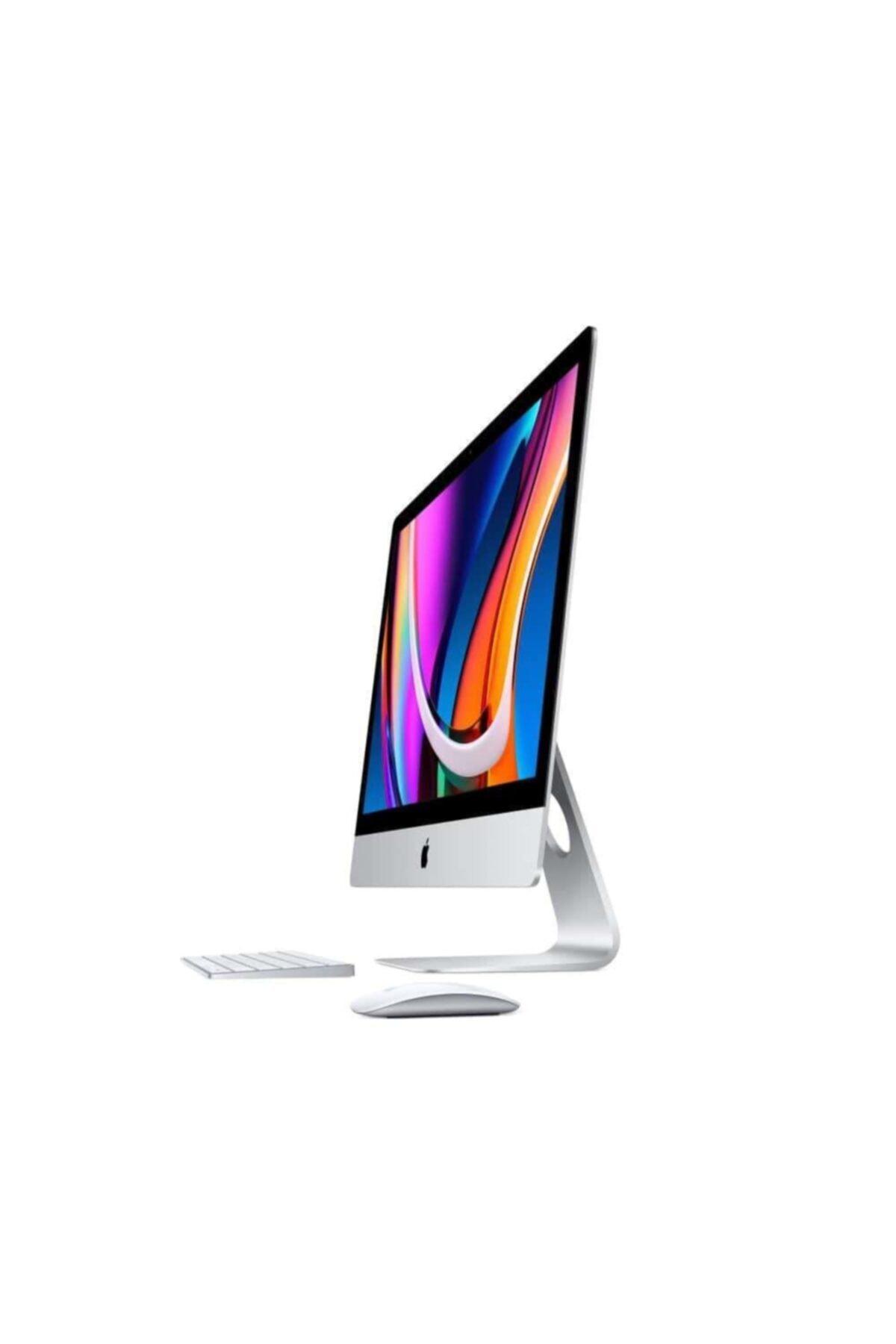 """Apple Imac 2020 Mxwt2tu/a 3.1 Ghz 6c 10gn I5 4.5tboost 8gb 256gb Ssd 4gb R-pro 5300 27"""" Retina 5k 2"""