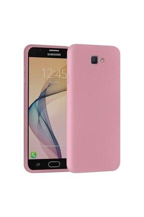 SARI STORE Samsung Galaxy J7 Prime Kılıf Içi Kadife Lansman Kapak Pembe