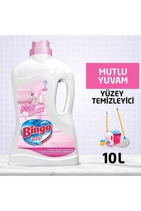 Bingo Fresh Yüzey Temizleyici 2,5 L Mutlu Yuvam 4'lü