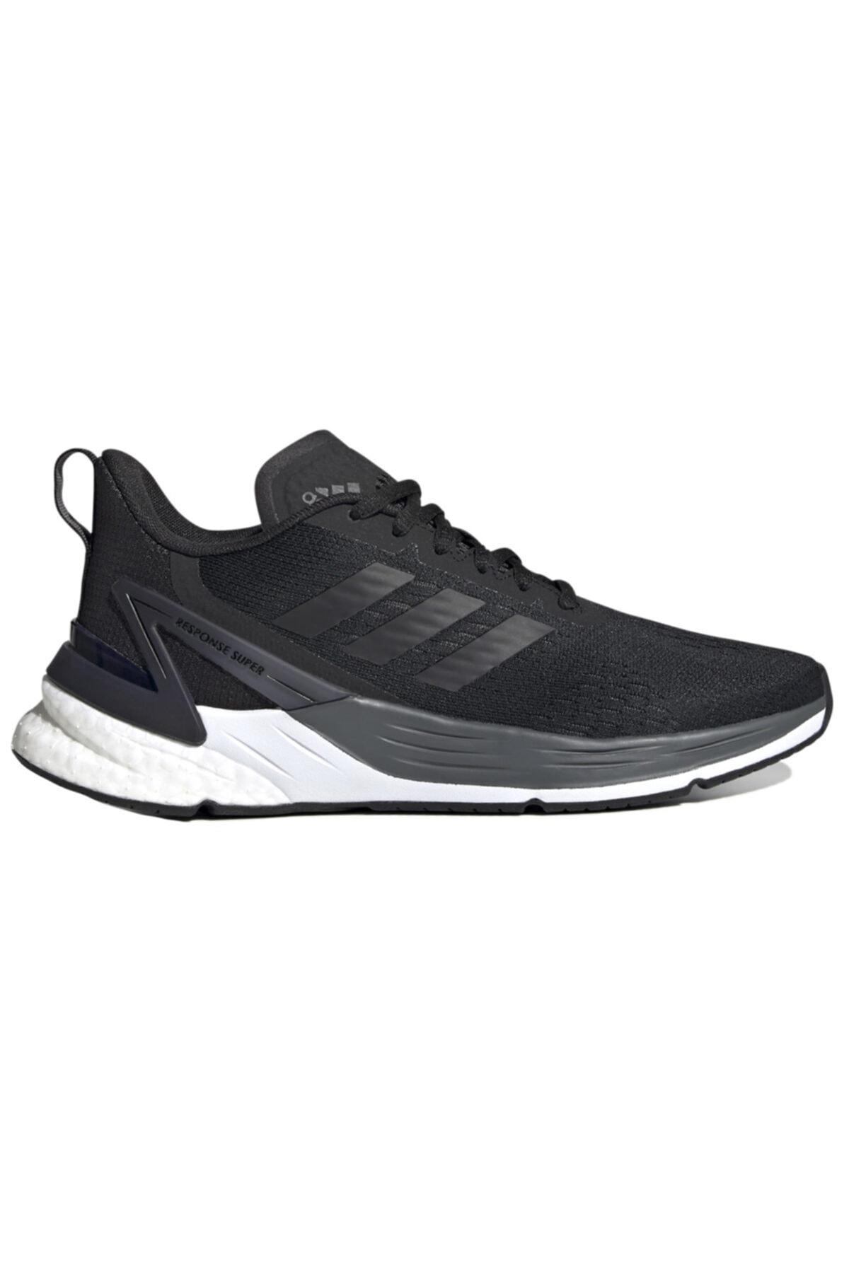 adidas Response Sr 5.0 Boost Kadın Siyah Koşu Ayakkabısı Fx4833 1