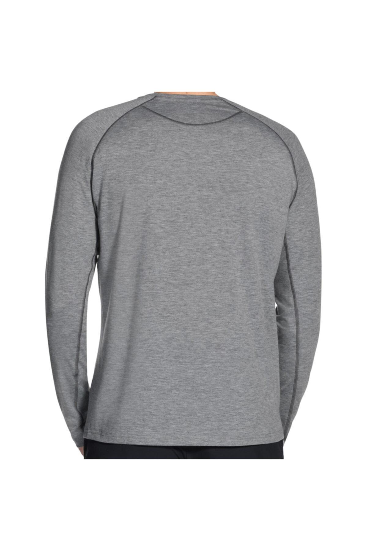 VAUDE Signpost Uzun Kollu Erkek T-shirt 40916 2