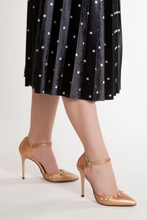 derithy -klasik Topuklu Ayakkabı-rose