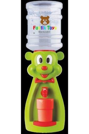 Funtik Toys Funtik Kedi Çocuk Su Sebili Yeşil (bardak Hediyeli) Yeşil