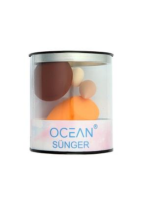 Ocean Çoklu Makyaj Süngeri