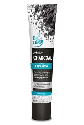Farmasi Dr.c.tuna Aktif Karbon Detoks Etkili Siyah Maske 20 Ml