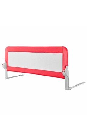 Kujju Katlanabilir Yatak Bariyeri 45x120 Cm Kırmızı