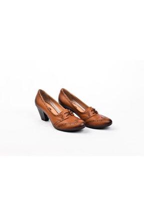 Venüs 637737 Hakiki Deri Günlük Topuklu Klasik Kadın Ayakkabı