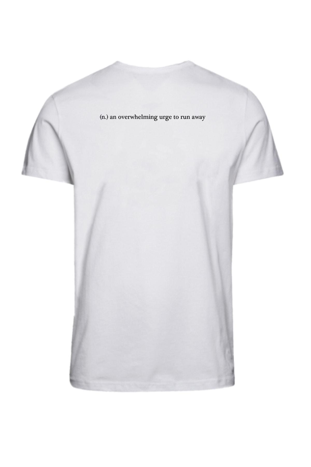 Jack & Jones Bisiklet Yaka T-Shirt 12182312 JPRLOGAN