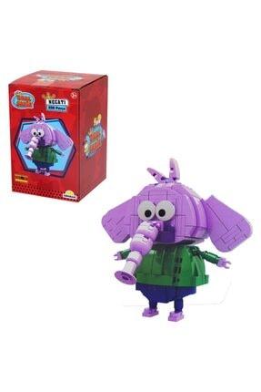 Sunman Lego Kral Şakir Necati Figür 256 Parça Oyuncak