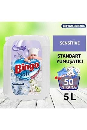 Bingo Soft Sensitive Yumuşatıcı 5 lt