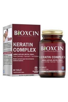 Bioxcin Keratin Komplex 500 Mg 60 Tablet