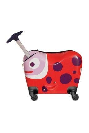 OOPS Ride On Tekerlekli Bavul 31009
