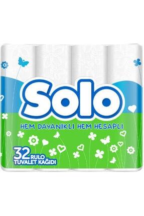 Solo Tuvalet Kağıdı 32'li 2 Adet