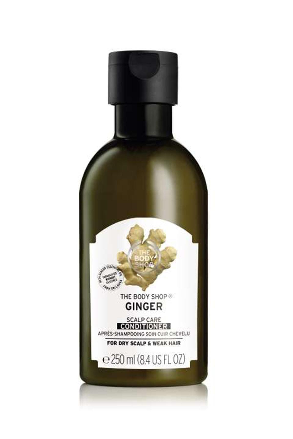 THE BODY SHOP Ginger Saç Kremi 250ml
