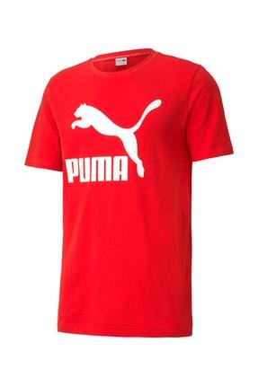 Puma Erkek Spor T-Shirt - Classics Logo - 59774011