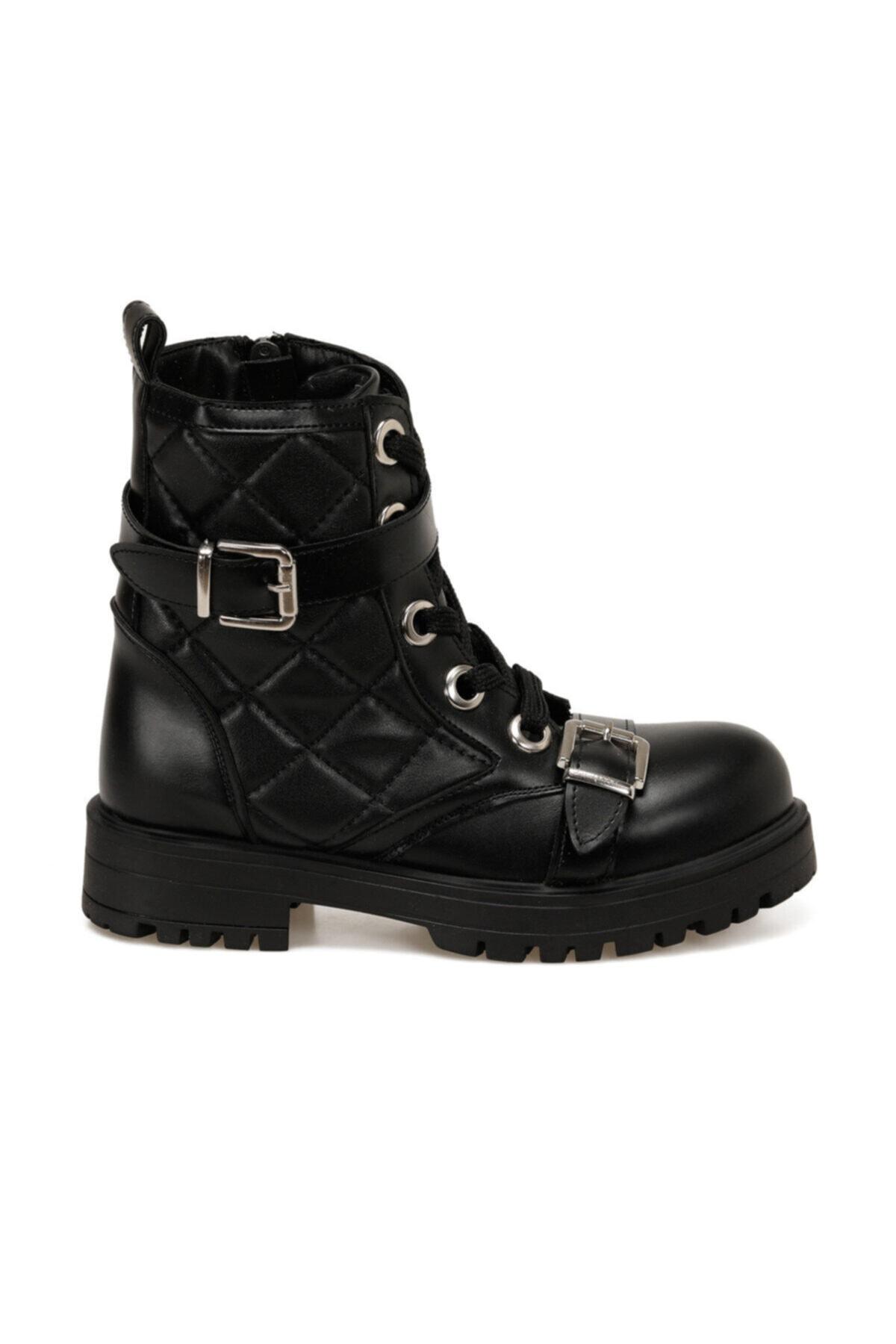 SEVENTEEN KALER Siyah Kız Çocuk Ayakkabı 100570544 2