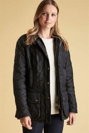 Barbour Kadın Siyah Beadnell Polarquilt Jacket Bk91