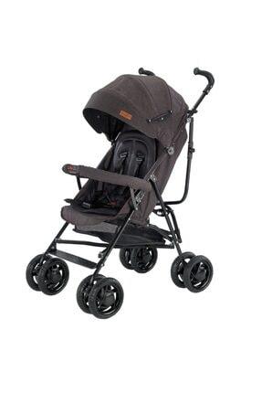 Baby2Go 2012 Eko Baston Bebek Arabası - Siyah