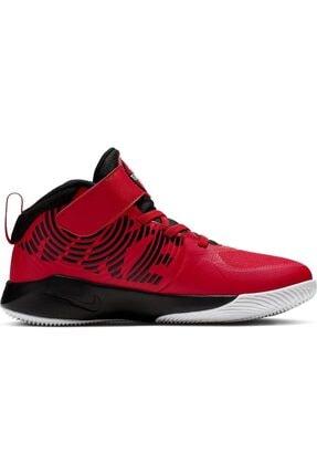 Nike Aq4225-600 Team Hustle D 9 Çocuk Basketbol Ayakkabı