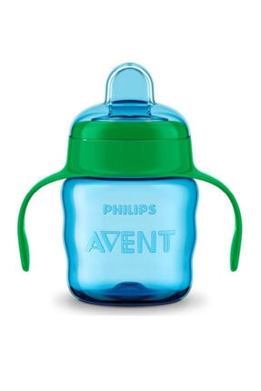 Philips Avent Erkek Çocuk Eğitici Damlatmaz Bardak 6 Ay+ 200 ml