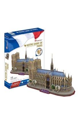Neco 3d Puzzle Notre Dame De Paris