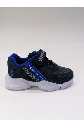 Sanbe Anatomic Unisex Lacivert Çocuk Spor Ayakkabısı