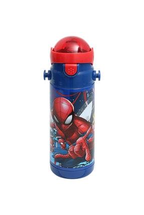 Şahin Spiderman Çelik Matara 304 Salto Lets 44038