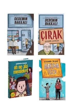 Taze Kitap Şermin Yaşar-dedemin Bakkalı,abartma Tozu,dedemin Bakkalı-çırak,oh Ne Ala Memleket