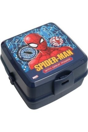 Otto Spiderman Beslenme Kabı Great Power -43603