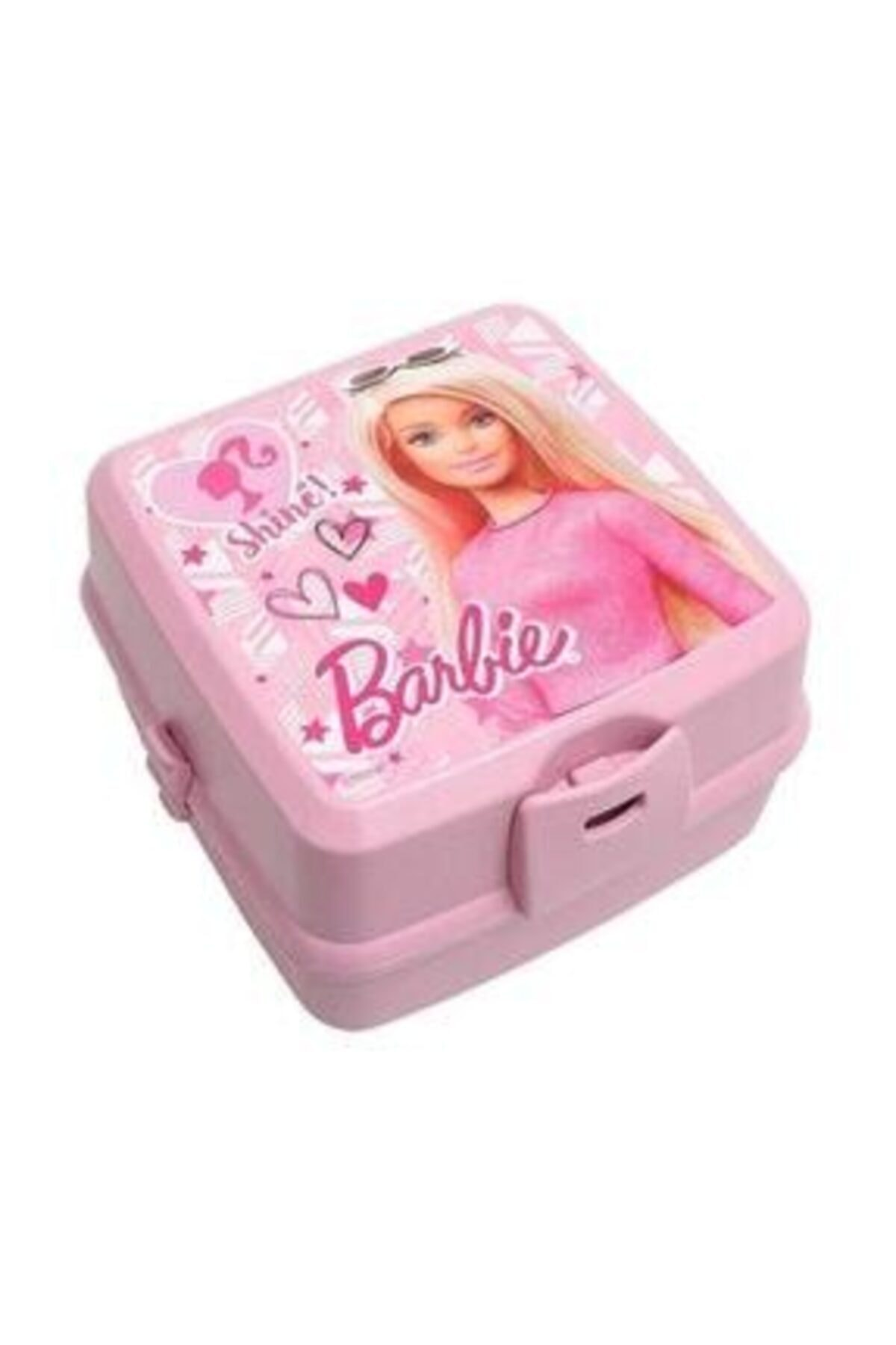 Otto Barbie Beslenme Kabı Shine Pink -43606 1
