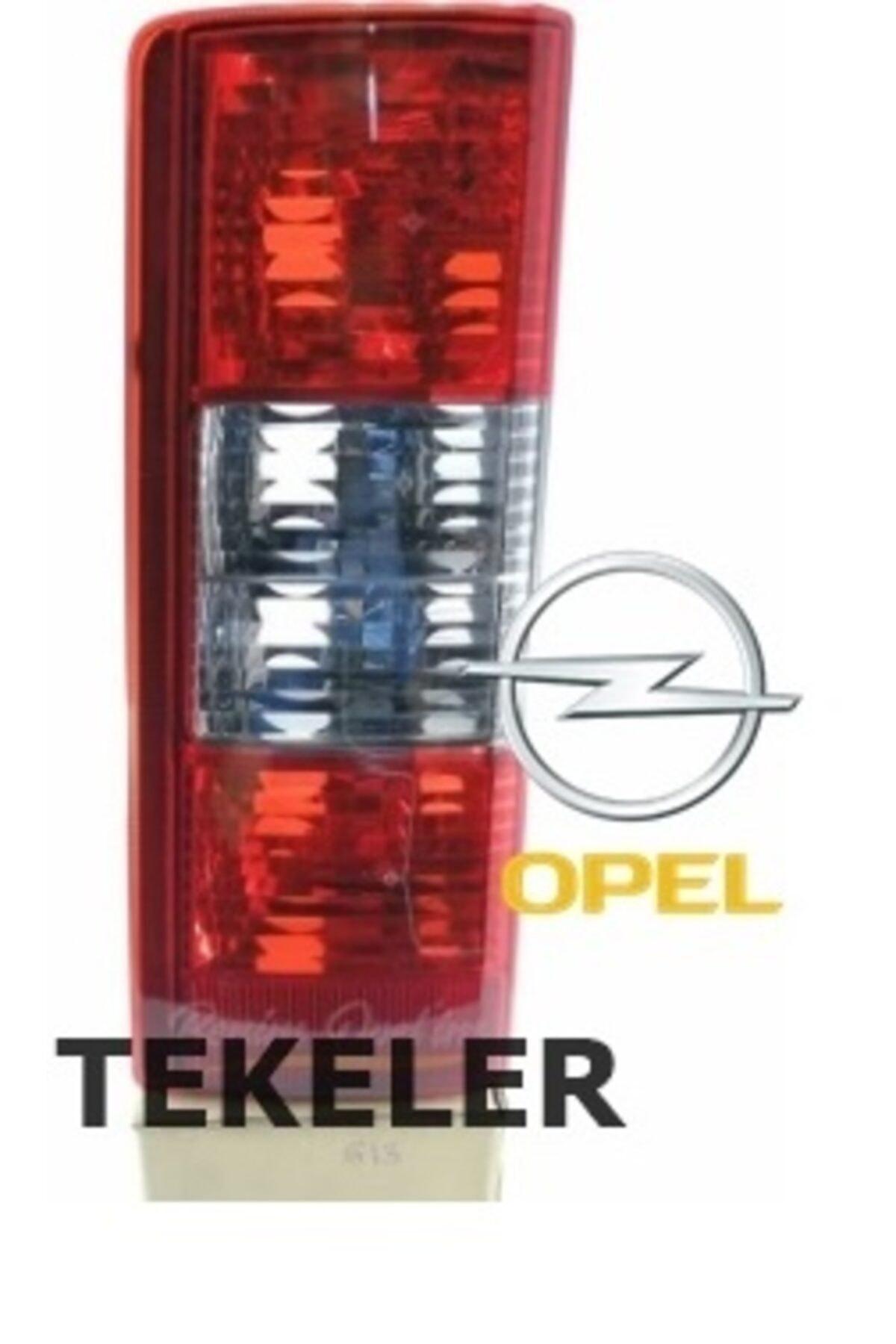OEM Opel Combo C 01- Stop Lambası Sağ 1