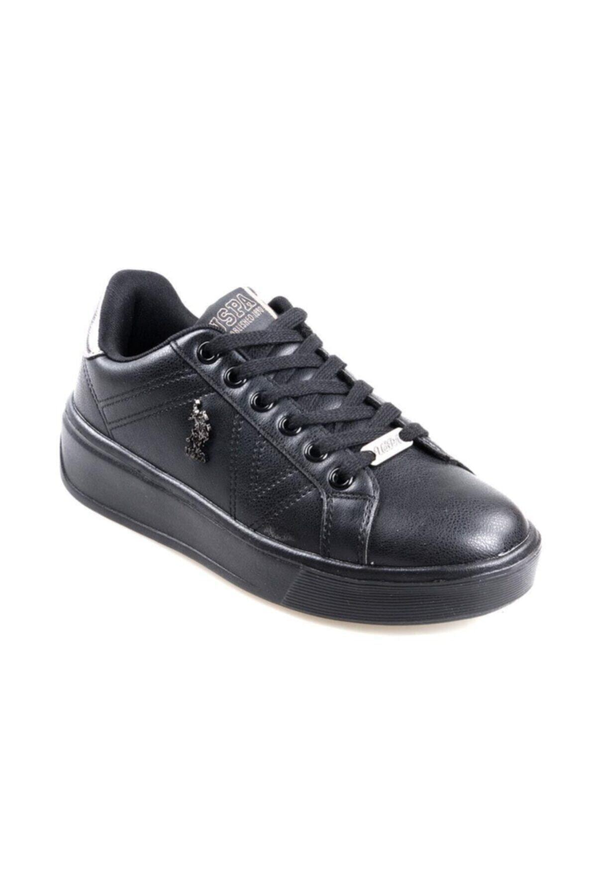Polo Unisex Extra Siyah  Sneaker Spor Ayakkabı 100551349 1