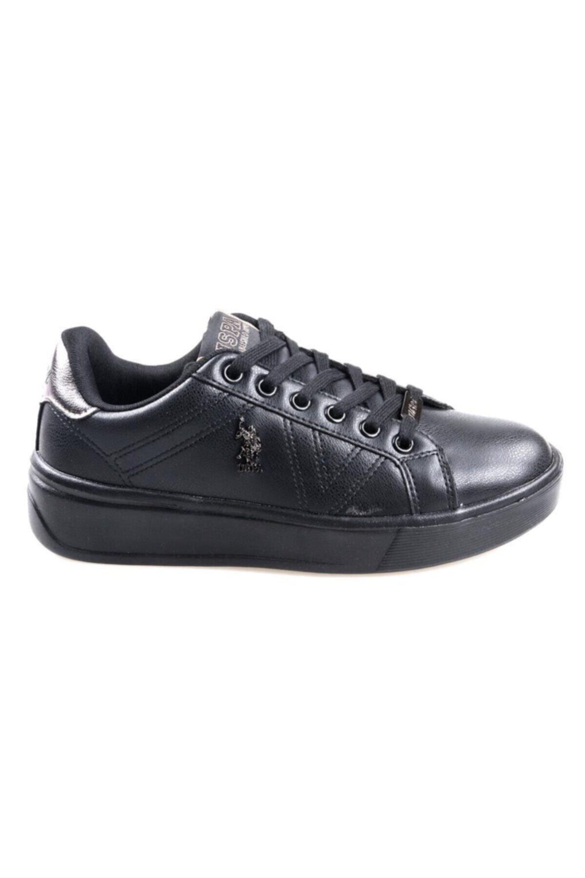 Polo Unisex Extra Siyah  Sneaker Spor Ayakkabı 100551349 2