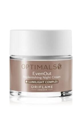 Oriflame Optimals Even Out Yenileyici Gece Kremi