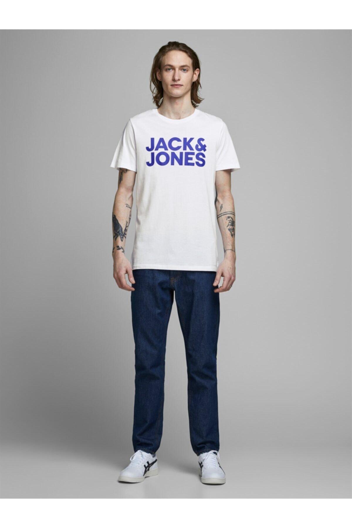 Jack & Jones Jack Jones Jjecorp Logo Tişört 12151955 2