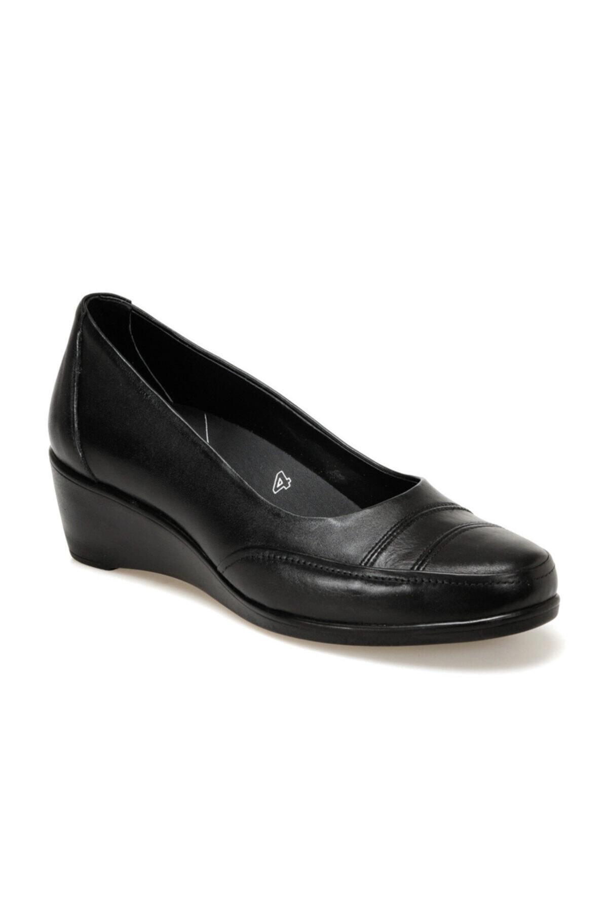 Polaris 5 Nokta 103151.Z Siyah Kadın Comfort Ayakkabı 100555185 1