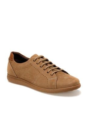 OXIDE Erkek Bej Bağcıklı Casual Ayakkabı