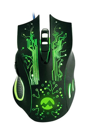 Everest SM-790 Siyah Gaming Mouse