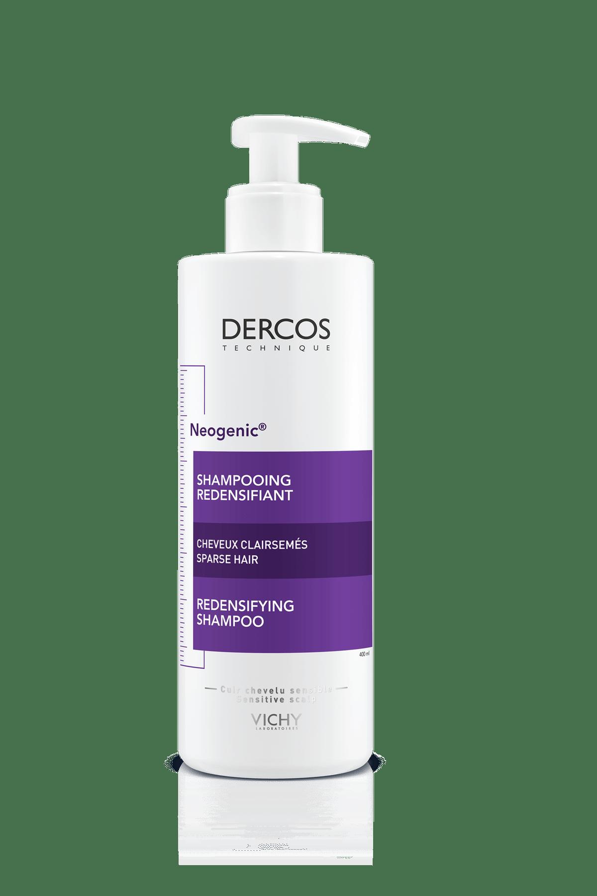 Vichy Dercos Neogenic Şampuan -yoğunlaştırıcı Saç Bakım Şampuanı 400 ml 1
