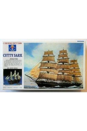 Kızılkaya Oyuncak Cutty Sark Ingiliz Kargo Gemisi 1/350 Ölçek Gemi Maketi