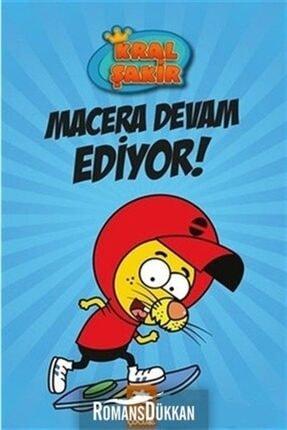 Eksik Parça Yayınları Kral Şakir-macera Devam Ediyor!