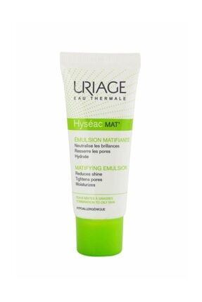 Uriage Urıage Hyseac Mat Emulsion Matifiante 40 Ml