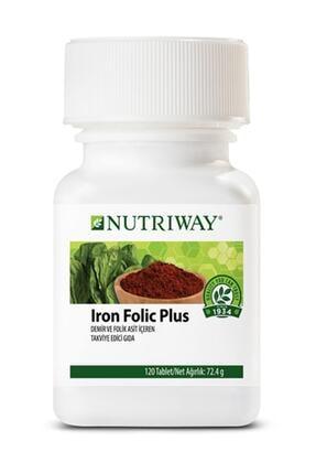 Amway Iron Folic Plus Nutrıway