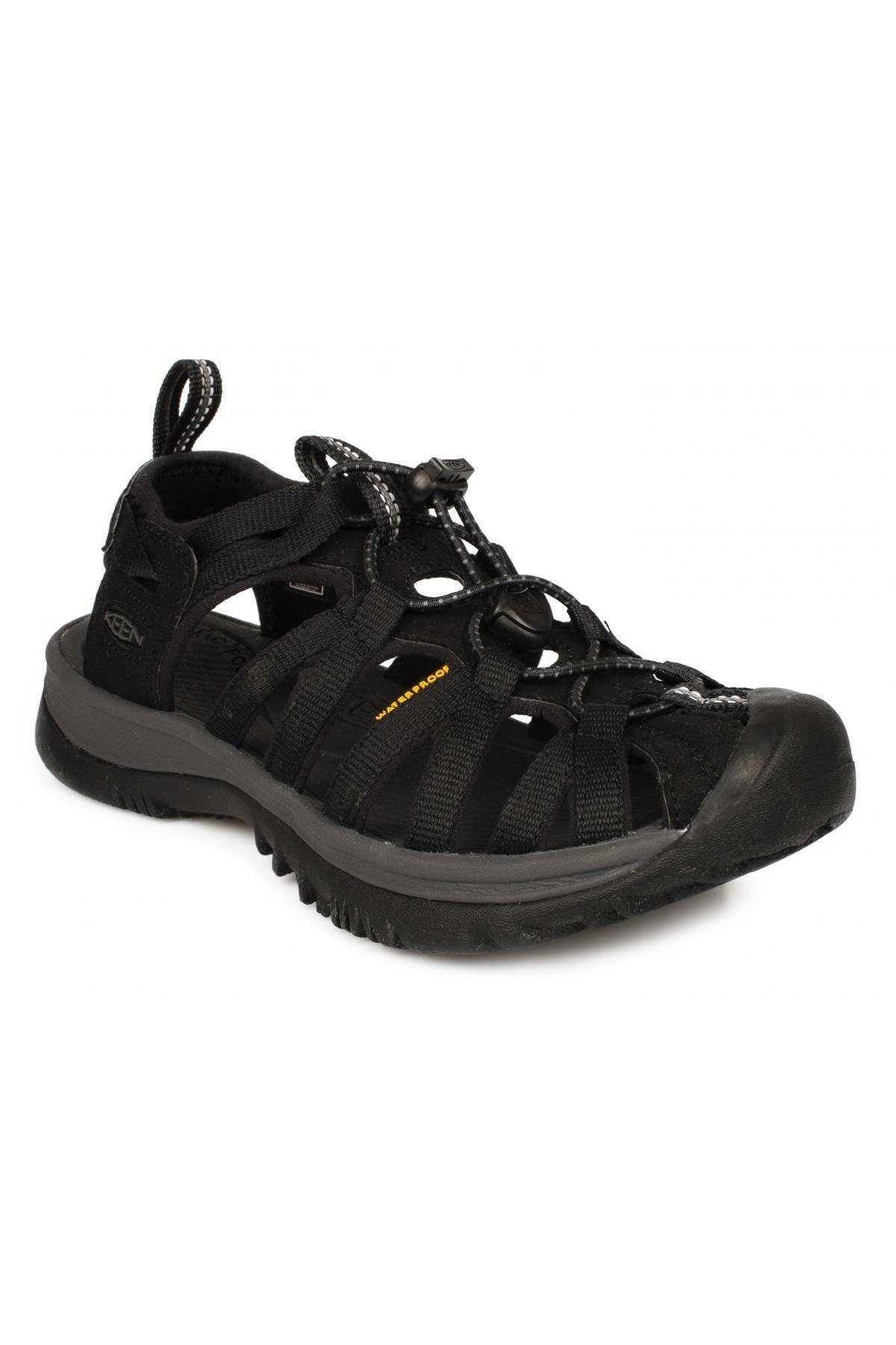 Keen Kadın Siyah Whisper Spor Sandalet 1